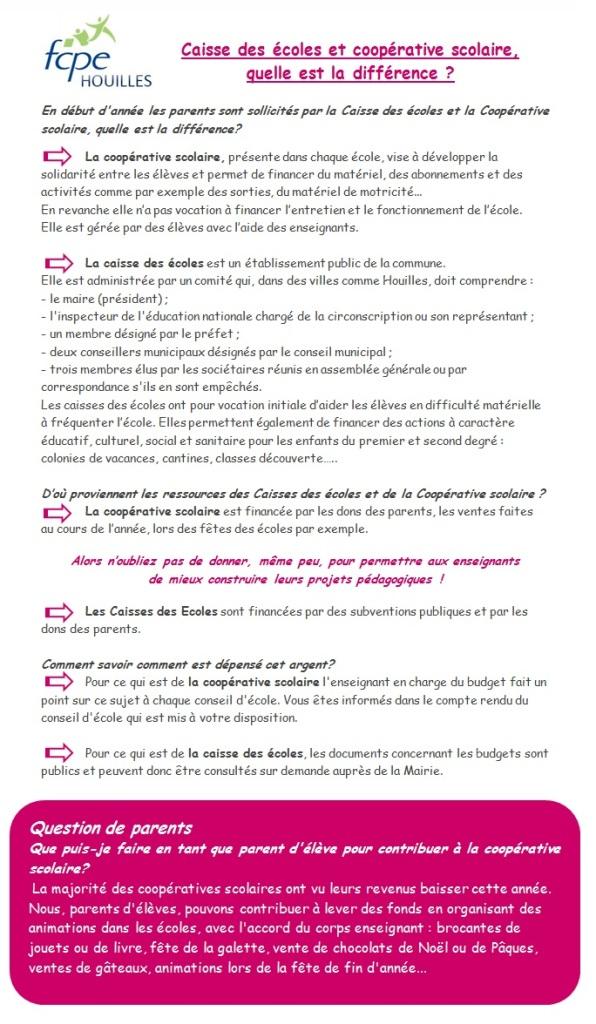 FCPEHouilles_Article_CaisseEcole_CoppScol_Janvier2015