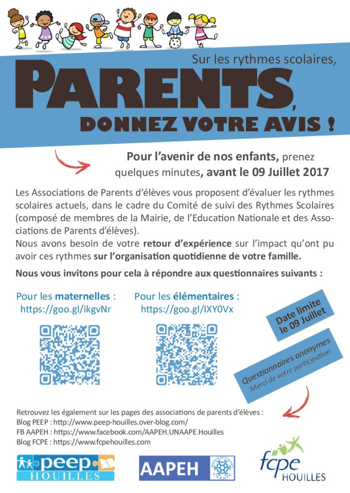 Parents_Donnez votre avis