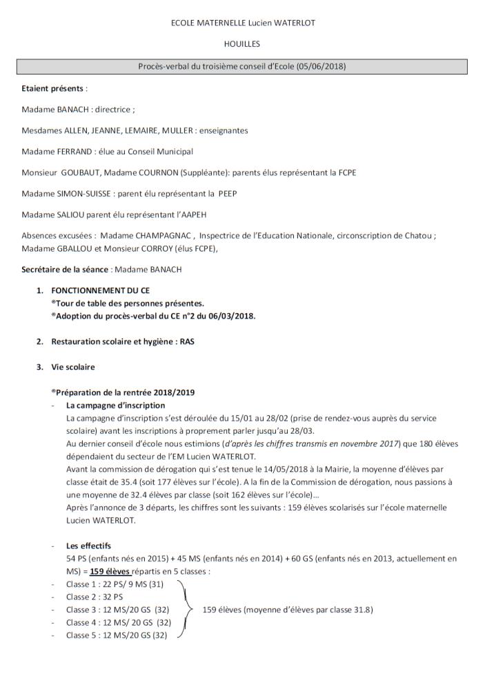 WATERLOT_PV CE N°3_P1