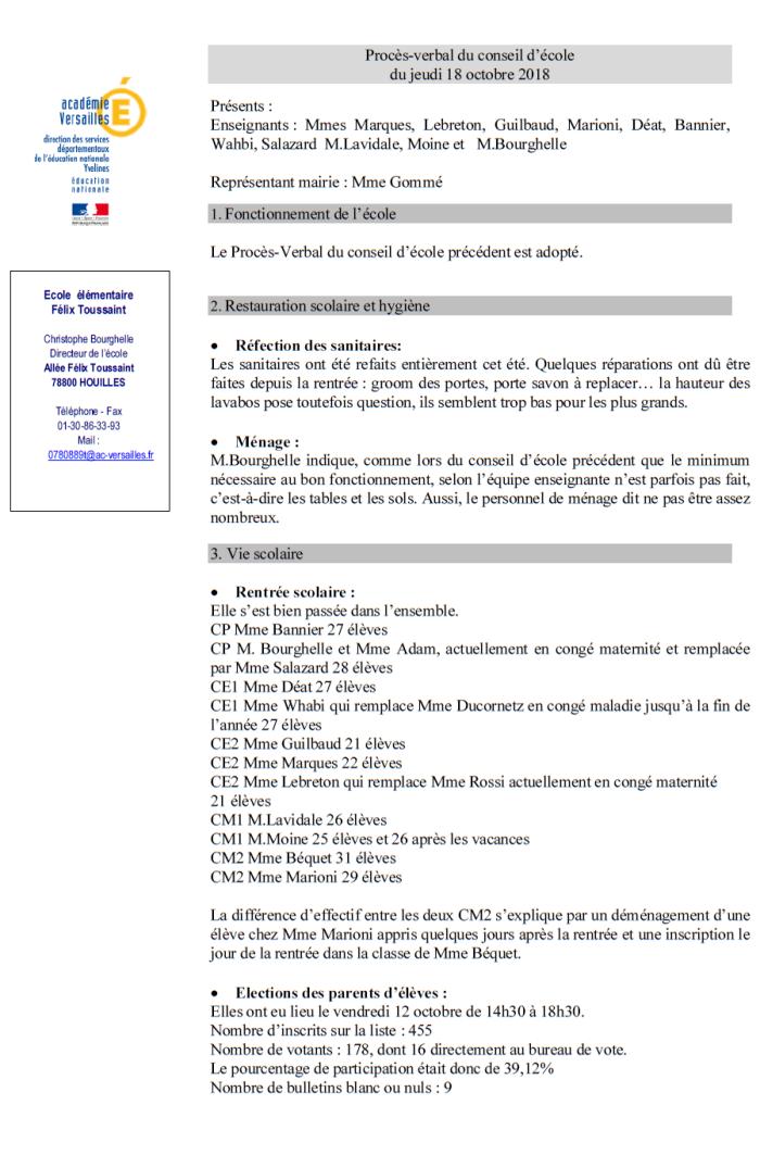 TOUSSAINT_PV Conseil d'école n°1_p1